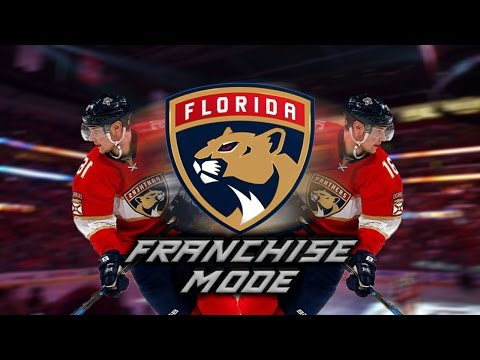 NHL 17 Florida Panthers Franchise Mode #4 | BIG TRADES!!!!