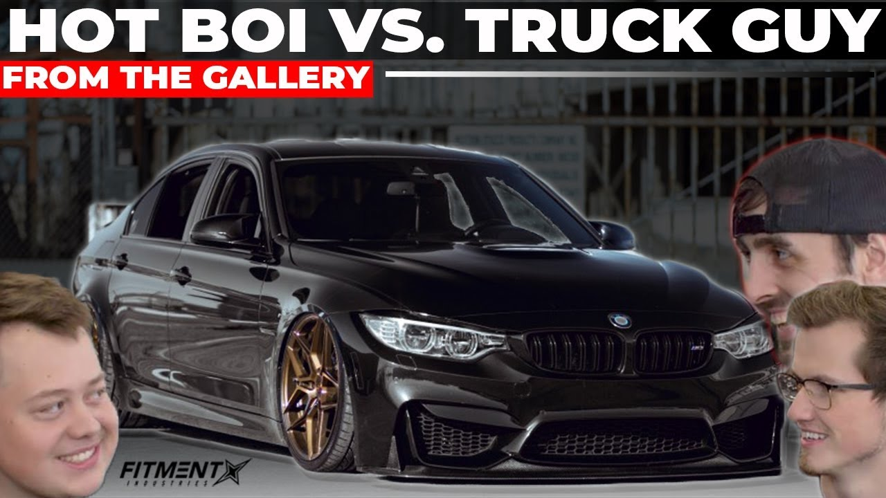 Download Hot Boi Vs. Truck Guy   From The Gallery EP. 16