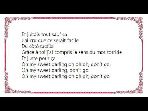 Fréro Delavega - Sweet Darling Lyrics