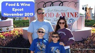 Food & Wine Festival | Cool Wash Slushies | Epcot | Walt Disney World | November 2019