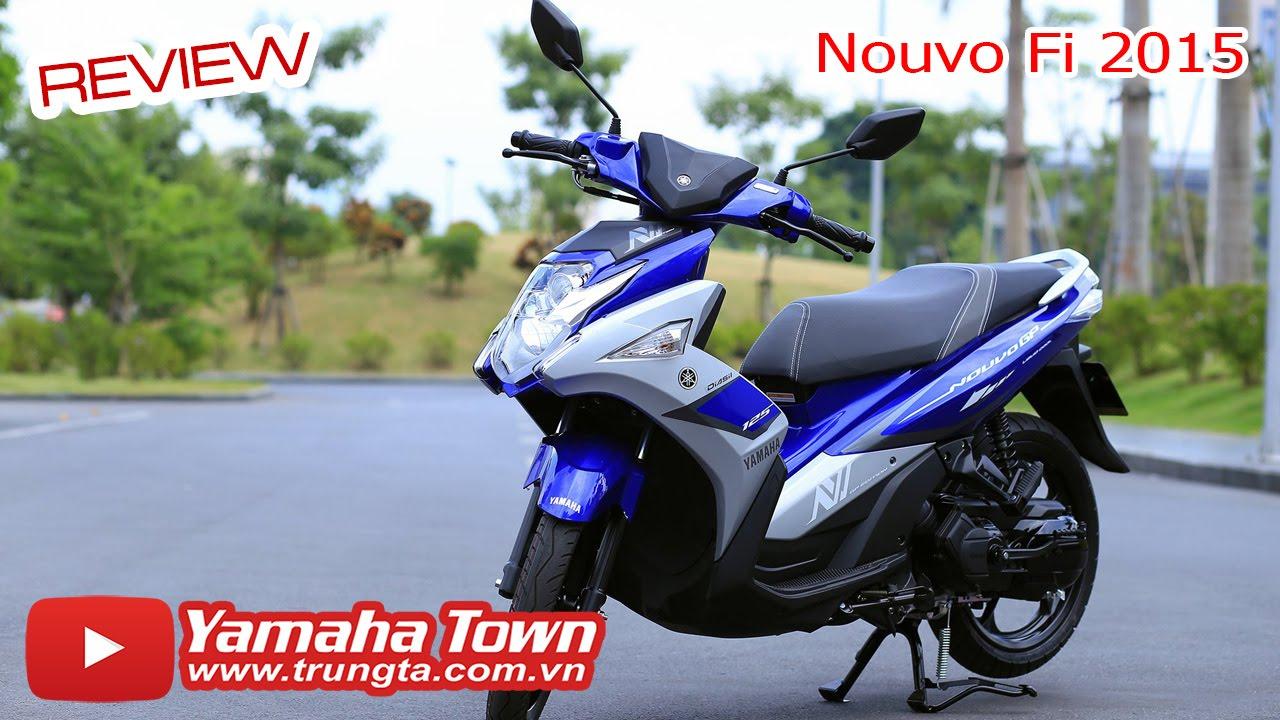 Yamaha Nouvo Fi 2015 (Nouvo 6) – Review chi tiết âm thanh, ánh sáng ✔
