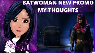 Batwoman-Times Are Changing Reaction