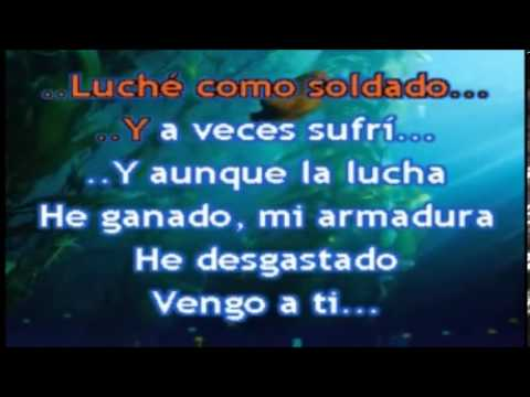 SUMERGEME  JESUS ADRIAN ROMERO  PISTA Y LETRA  031713