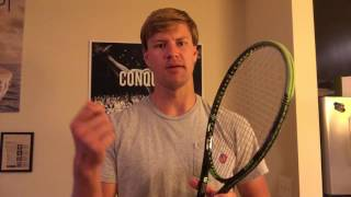 Hybrid Stringing - use the strings the pros use