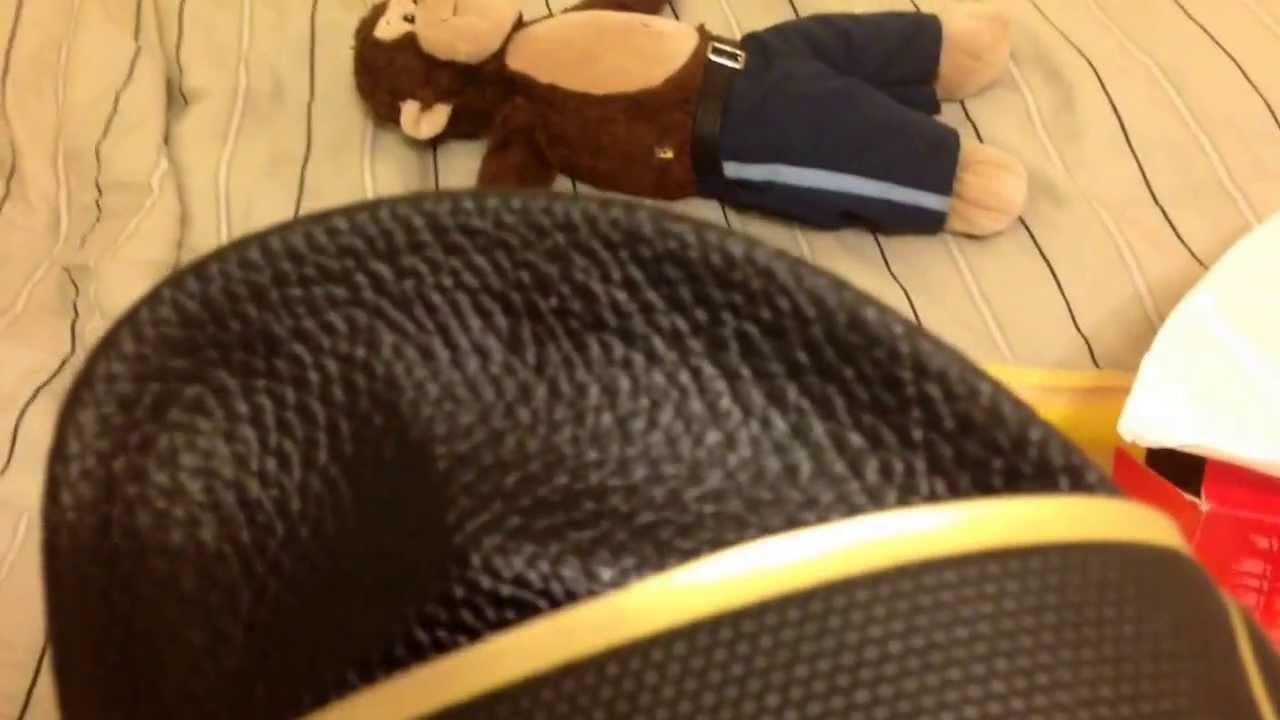 Puma King Slide sandal unboxing +on feet - YouTube 90b05a535a8d