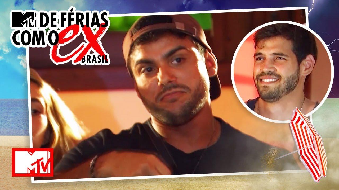 Joguinho causa MAIOR CLIMÃO na casa | MTV De Férias Com O Ex Brasil T6