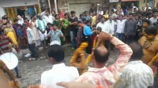 Potharaju Dance @ Hari Bowli Kaman