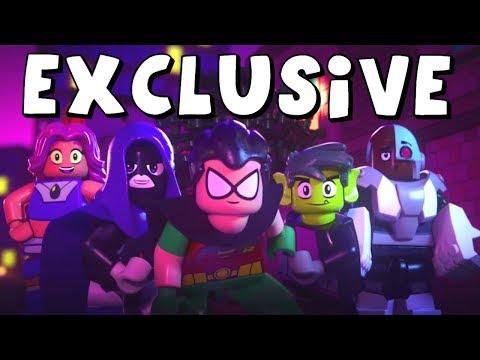 Teen Titans Go's Exclusive LEGO Episode