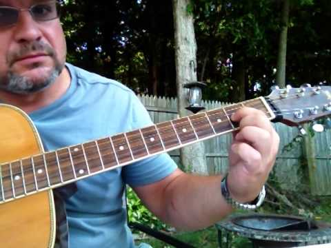 This Old Guitar Neil Young Lesson - YouTube