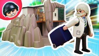 KARLCHEN KNACK #92 - Professor Kaboom muss ausziehen! - Playmobil Polizei Film