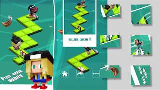 Kick Your Buddy Blocky Games: Fun puzzle game