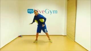 Baixar Dance Fitness με κινήσεις ζούμπα στο MyLiveGym!