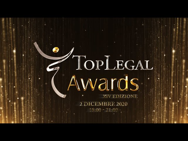 TopLegal Awards 2020 Digital Edition - Teaser