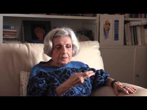 Elsa De Giorgi: Adele Cambria intervistata da Sandra Petrignani - vs ridotta
