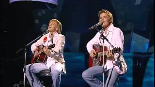 Eurovision 2005 - Latvia - Walters & Kazha - The War Is Not Over