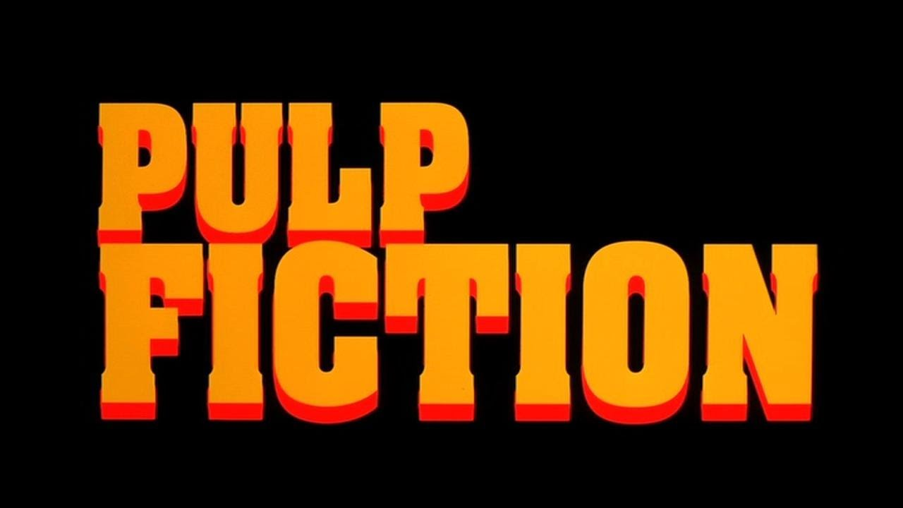 """PULP FICTION"" John Travolta, Samuel L. Jackson"