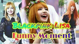 Blackpink Lisa Kpop Idol Funny Moment
