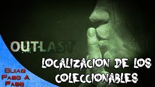 Video de Outlast   Localización de todos los coleccionables / All collectibles locations