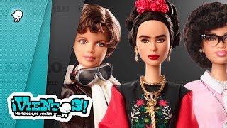 "Breves: ""La Frida Barbie"""