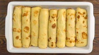These 8 Hearty Stuffed Pancake Rolls Will Send You Straight To Cloud 9!