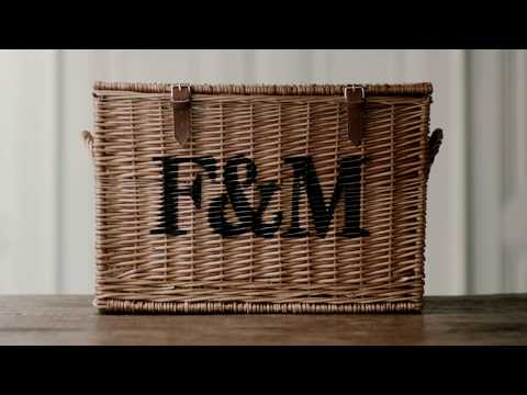 Video for The story of the Fortnum & Mason Hamper