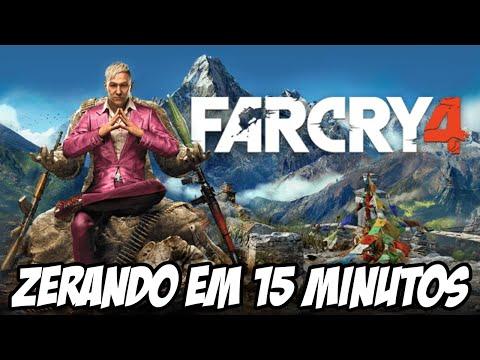 Far Cry 4 - Zerando o jogo em 15 minutos, FINAL ALTERNATIVO