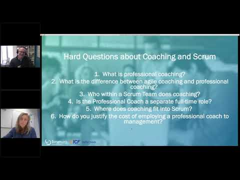 Answering Those Hard Questions About Coaching And Scrum
