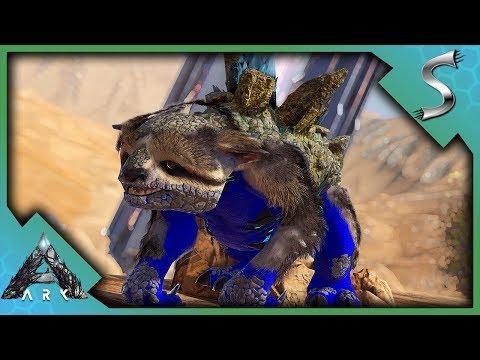 GACHA BREEDING FOR THE BEST LOOT CRYSTALS! - Ark: Extinction [DLC Gameplay E17]