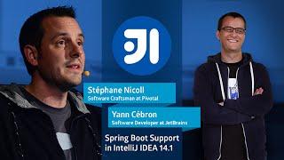 Spring Boot Support in IntelliJ IDEA 14.1