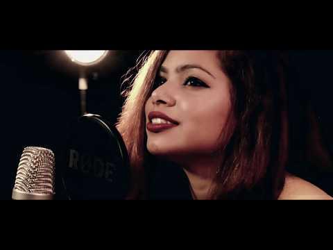 Phoolon Ka Taron Ka Sabka Kehena Hey [Lata Mangeshkar&Kishore Kumar] Cover By Usha (Simran)