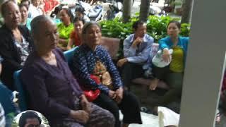 Văn phòng Đại biểu Quốc hội từ chối đơn của dân Vườn rau Lộc Hưng