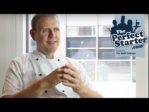 Peter Joyner Food Development Chef gives advice on entering the industry