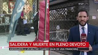Salidera y muerte en Villa Devoto