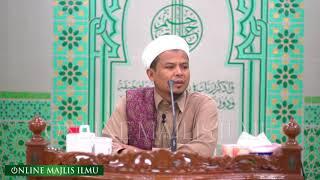 Ustaz Dr Hj Zamihan Al Ghari ᴴᴰl Hakikat Tasawwuf