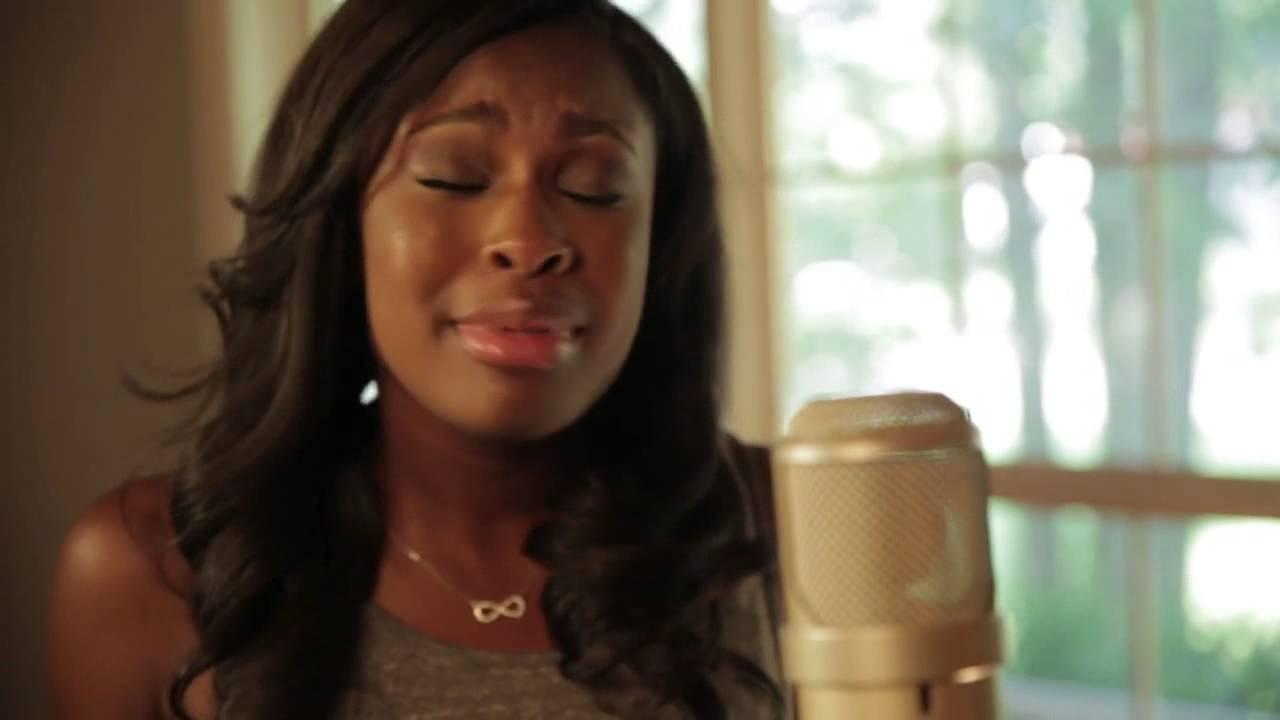 Chandelier - Coco Jones (Sia Cover) - YouTube