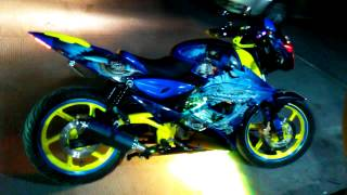 tuning moto personalizacion led moto - Moto Tuning