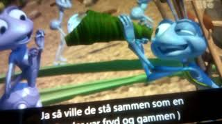 a bugs life end credits the time of your life dansk/Danish