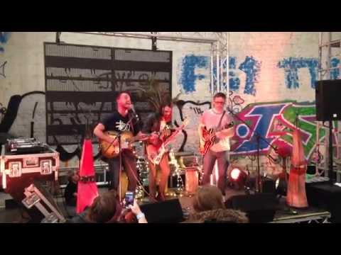 Lying B*st*rds - 'Head To Tokyo' live at Independent Liverpool Festival 2015