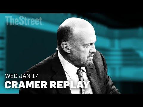 Jim Cramer on Goldman Sachs, Bank of America, Ford and IBM