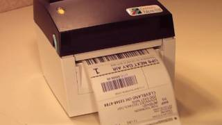 Century Falcon 4DT UPS Worldship Label Printer by CenturySystems