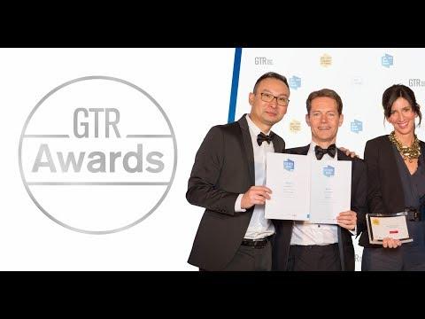 GTR Charity Awards Dinner 2018