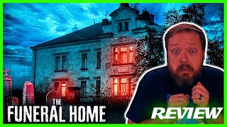 THE FUNERAL HOME (2021) Aka: THE UNDERTAKER'S HOME - Movie Review