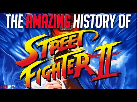The Amazing History of Street Fighter 2