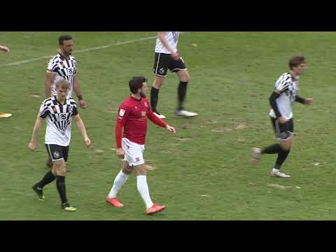 Port Vale Morecambe Goals And Highlights
