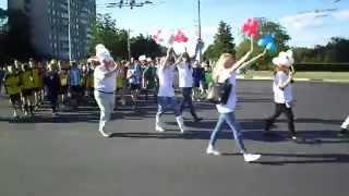 Карнавальное шествие2. Фестиваль гандбола. День города Тольятти. 07.06.15