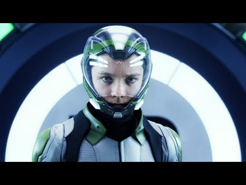 Ender's Game Trailer #2 2013 Movie - Official [HD]