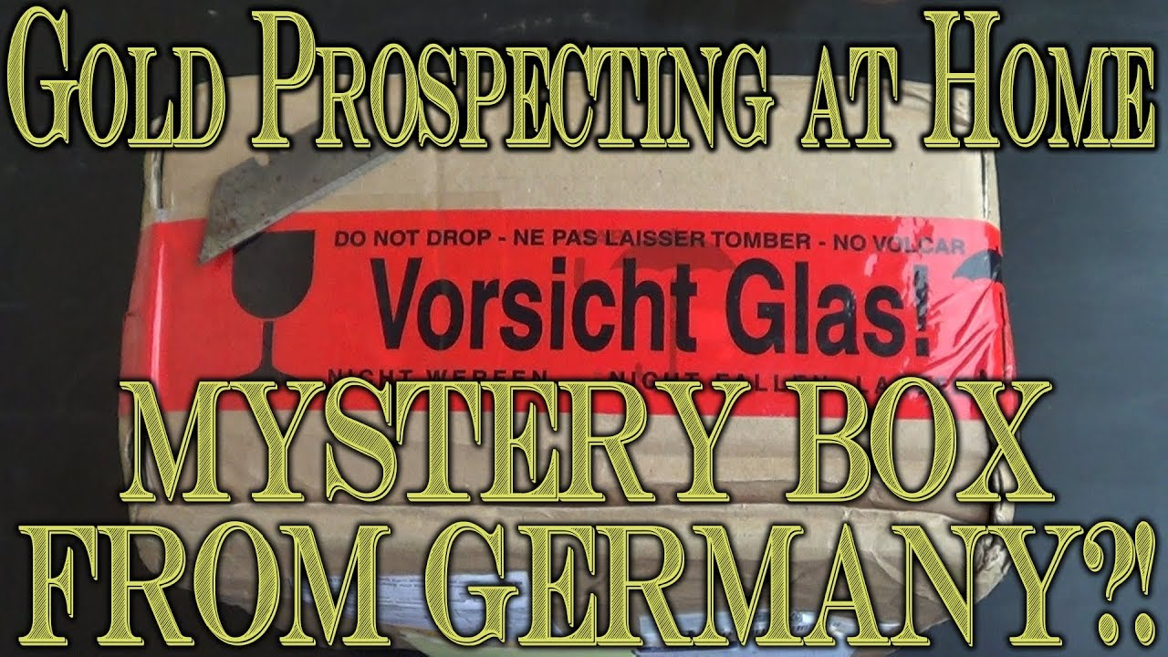 Mystery Box Deutschland