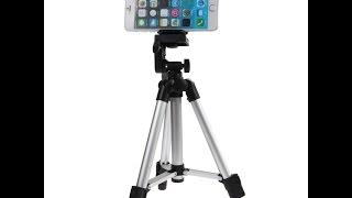 Portable Aluminium Professional Camera Tripod UNBOXING REVIEW ALIEXPRESS