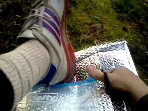 Freezer Bag Cooking Cozy - YouTube