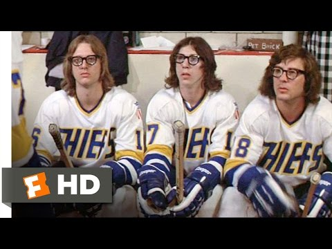 The Hansons Play Dirty - Slap Shot (6/10)...